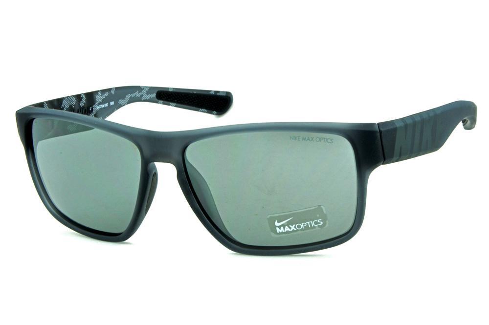 e0d46ff34b3c6 Óculos de Sol Nike Mojo EV0784 Cinza translúcido lente semi espelhado