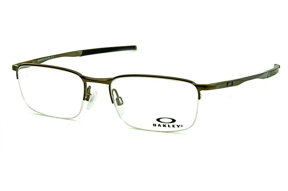 d52e3d34ea81c Óculos Oakley OX3174 Barrelhouse 0.5 Metal bronze fio de nylon