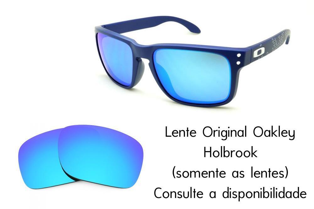 lente oakley holbrook original