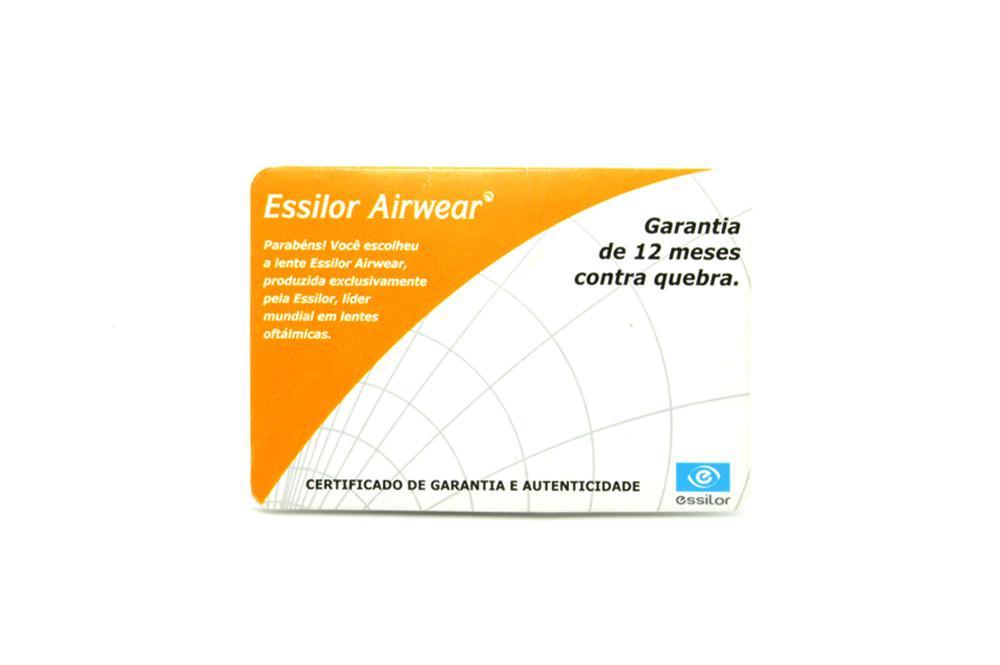 Lente Crizal Forte em policarbonato -4,00 a +4,00   0 a -2,00 f869ac14ac