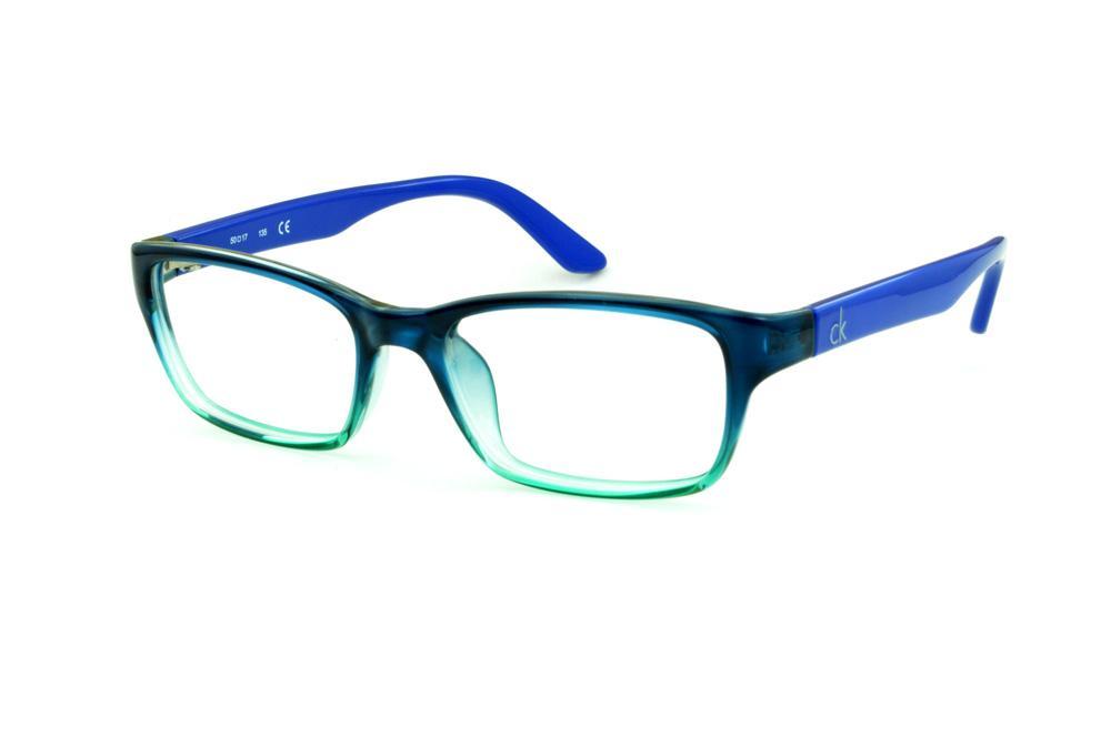 ee3b76dd6 Óculos Calvin Klein CK5825 Azul Royal translúcido