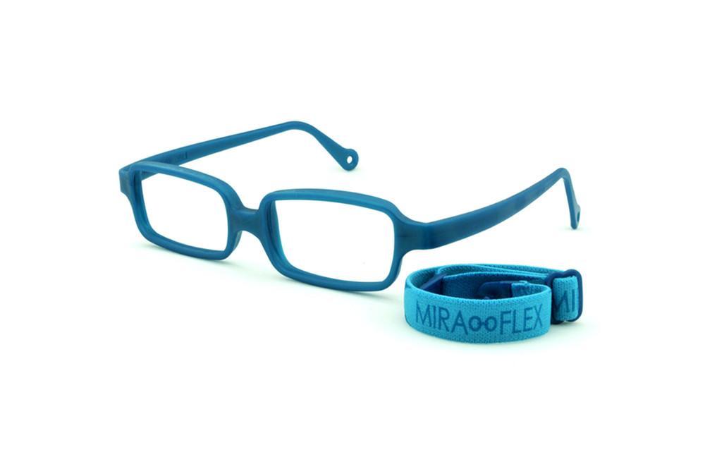 2cdefa1d5 Óculos Miraflex Siliconado INQUEBRÁVEL New Baby 1 39/14 Verde