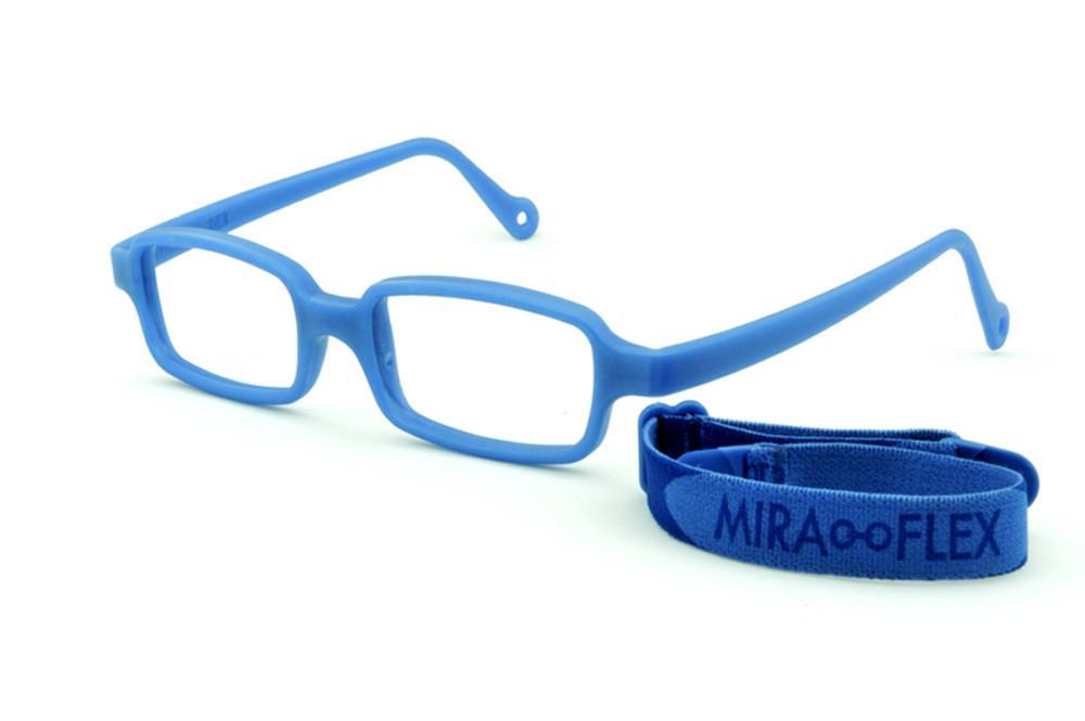 14539c05a78a2 Óculos Miraflex Siliconado INQUEBRÁVEL New Baby 3 45 17 Azul