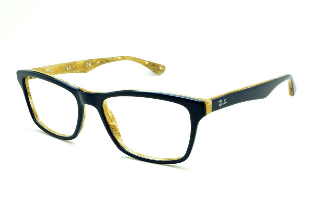 oculos ray ban wayfarer azul preço