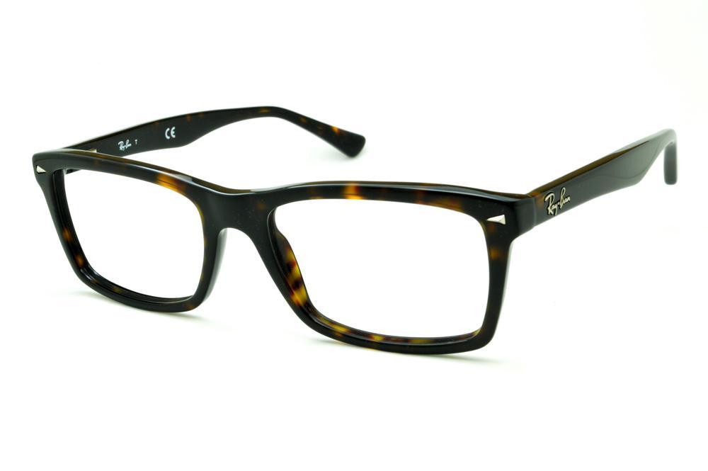 3502bbbb9328d Óculos Ray-Ban RB5287 tartaruga demi efeito onça em acetato