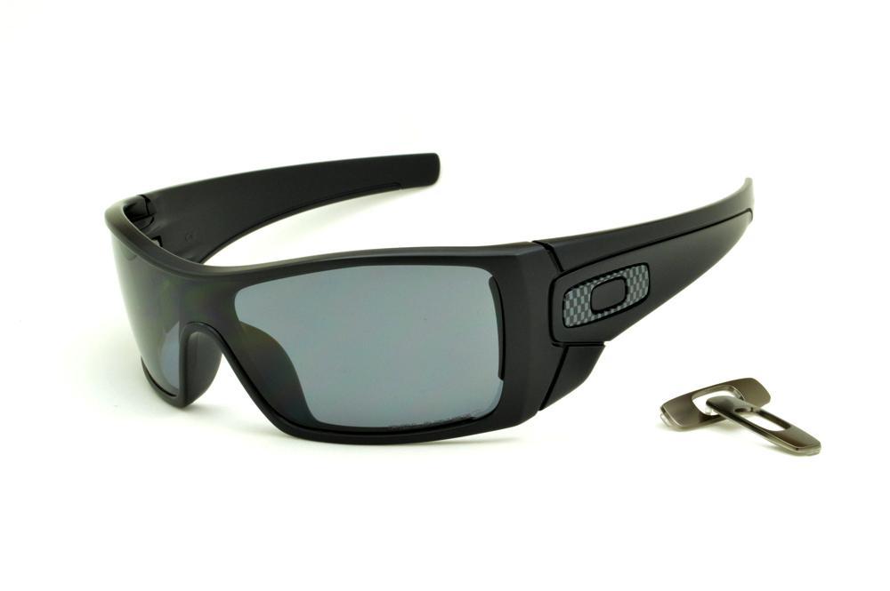 Óculos Oakley OO9101 Batwolf POLARIZADO preto 8fe3099239